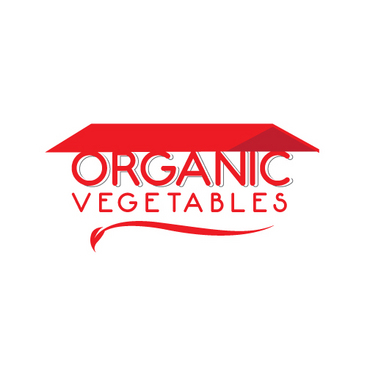 ORGANIC  VEGETABLES A Logo, Monogram, or Icon  Draft # 21 by Designfeedz