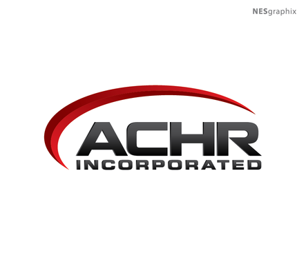 ACHR Incorporated Logo Winning Design by nesgraphix