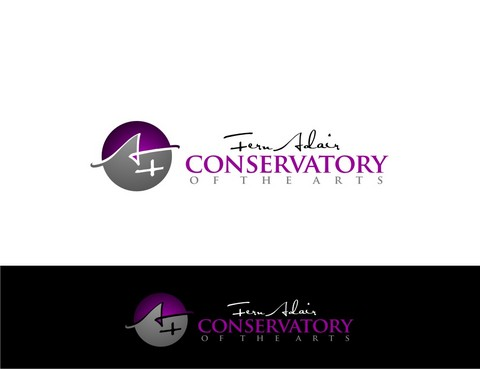 Fern Adair Conservatory of the Arts A Logo, Monogram, or Icon  Draft # 23 by nellie