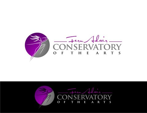 Fern Adair Conservatory of the Arts A Logo, Monogram, or Icon  Draft # 24 by nellie
