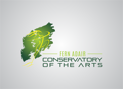 Fern Adair Conservatory of the Arts A Logo, Monogram, or Icon  Draft # 29 by dany96