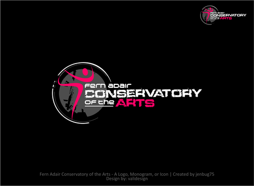 Fern Adair Conservatory of the Arts A Logo, Monogram, or Icon  Draft # 31 by validesign