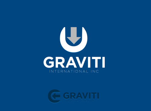 Graviti International Inc. A Logo, Monogram, or Icon  Draft # 23 by FriesFx