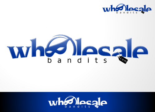 Wholesale Bandits (.com?)  A Logo, Monogram, or Icon  Draft # 27 by Erza8