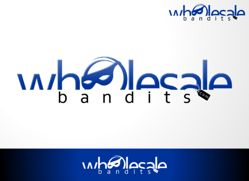 Wholesale Bandits (.com?)  A Logo, Monogram, or Icon  Draft # 28 by Erza8