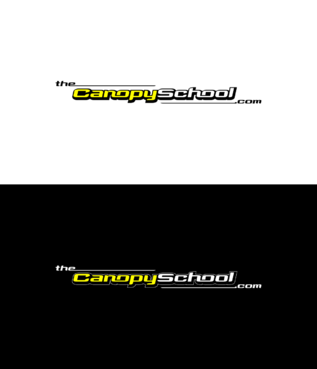 thecanopyschool.com A Logo, Monogram, or Icon  Draft # 8 by Bulldozers
