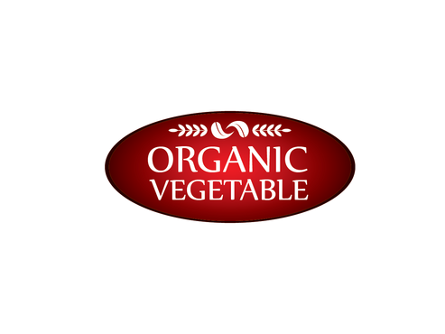 ORGANIC  VEGETABLES A Logo, Monogram, or Icon  Draft # 24 by Keosh