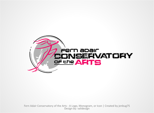 Fern Adair Conservatory of the Arts A Logo, Monogram, or Icon  Draft # 42 by validesign
