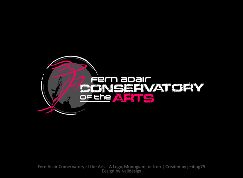 Fern Adair Conservatory of the Arts A Logo, Monogram, or Icon  Draft # 43 by validesign