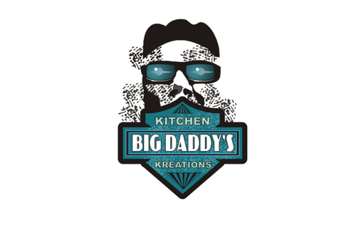 Big Daddy's Kitchen Kreations A Logo, Monogram, or Icon  Draft # 6 by michele