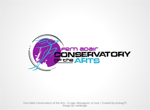 Fern Adair Conservatory of the Arts A Logo, Monogram, or Icon  Draft # 44 by validesign