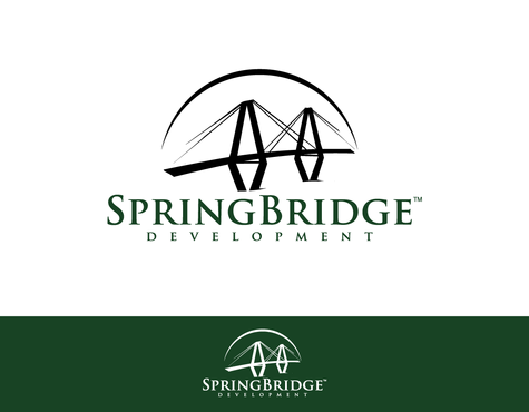 SpringBridge Development Partners A Logo, Monogram, or Icon  Draft # 40 by graphicsB8