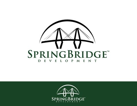 SpringBridge Development Partners A Logo, Monogram, or Icon  Draft # 43 by graphicsB8