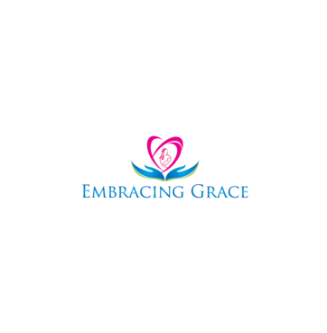Embracing Grace A Logo, Monogram, or Icon  Draft # 8 by InventiveStylus