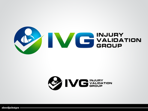 IVG - Injury Validation Group A Logo, Monogram, or Icon  Draft # 43 by alocelja