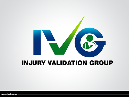 IVG - Injury Validation Group A Logo, Monogram, or Icon  Draft # 44 by alocelja