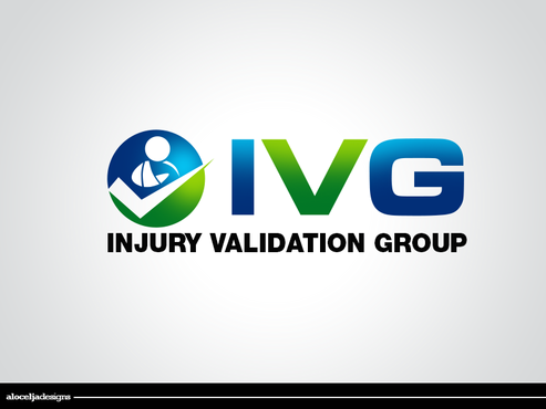 IVG - Injury Validation Group A Logo, Monogram, or Icon  Draft # 45 by alocelja