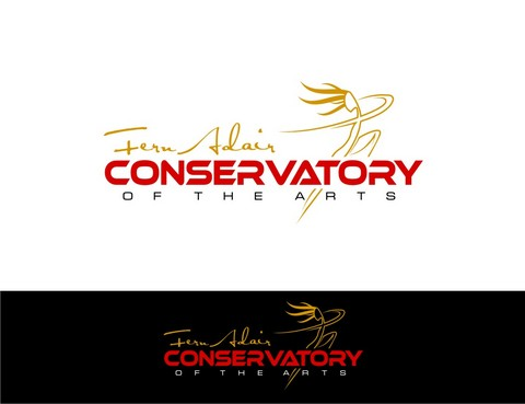 Fern Adair Conservatory of the Arts A Logo, Monogram, or Icon  Draft # 54 by nellie