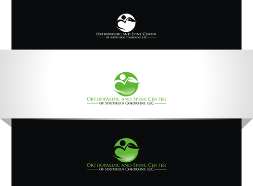 Orthopaedic and Spine Center of Southern Colorado, LLC A Logo, Monogram, or Icon  Draft # 35 by hambaAllah