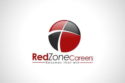 RedZone Careers A Logo, Monogram, or Icon  Draft # 5 by FreelanceDan