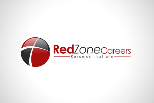 RedZone Careers A Logo, Monogram, or Icon  Draft # 6 by FreelanceDan