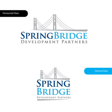 SpringBridge Development Partners A Logo, Monogram, or Icon  Draft # 44 by Logoziner