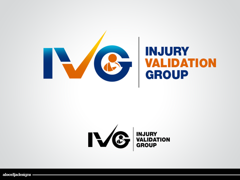 IVG - Injury Validation Group A Logo, Monogram, or Icon  Draft # 50 by alocelja