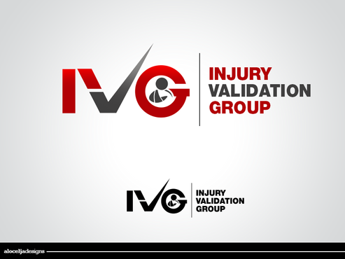 IVG - Injury Validation Group A Logo, Monogram, or Icon  Draft # 51 by alocelja