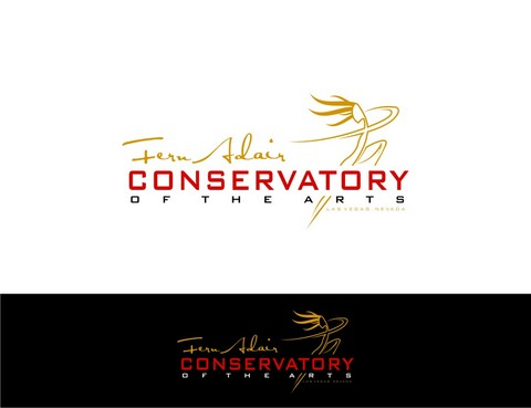 Fern Adair Conservatory of the Arts A Logo, Monogram, or Icon  Draft # 55 by nellie