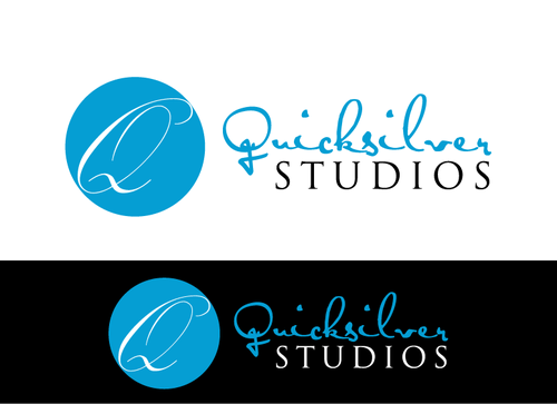 Quicksilver Studios A Logo, Monogram, or Icon  Draft # 64 by JohnAlber