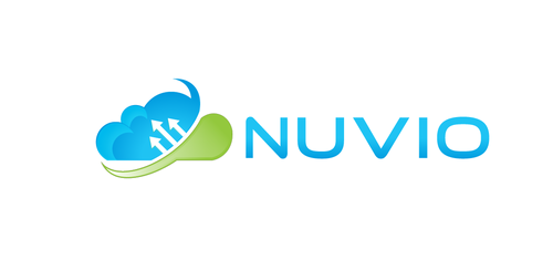 nuvio A Logo, Monogram, or Icon  Draft # 64 by Samdesigns
