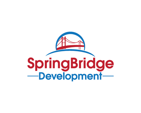 SpringBridge Development Partners A Logo, Monogram, or Icon  Draft # 47 by BeUnique