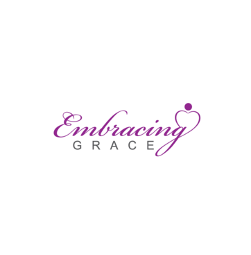 Embracing Grace A Logo, Monogram, or Icon  Draft # 11 by InventiveStylus