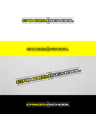 thecanopyschool.com A Logo, Monogram, or Icon  Draft # 12 by Bulldozers
