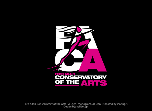 Fern Adair Conservatory of the Arts A Logo, Monogram, or Icon  Draft # 60 by validesign