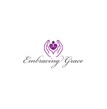 Embracing Grace A Logo, Monogram, or Icon  Draft # 12 by InventiveStylus