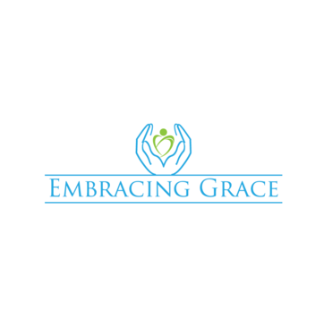 Embracing Grace A Logo, Monogram, or Icon  Draft # 13 by InventiveStylus