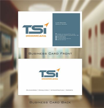 Full Stationary (Folder, Envolope, etc) + CD Cover + Background for PC Business Cards and Stationery  Draft # 156 by Deck86
