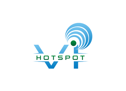 VI Hotspot A Logo, Monogram, or Icon  Draft # 106 by ningsih
