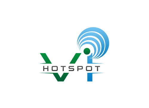 VI Hotspot A Logo, Monogram, or Icon  Draft # 107 by ningsih