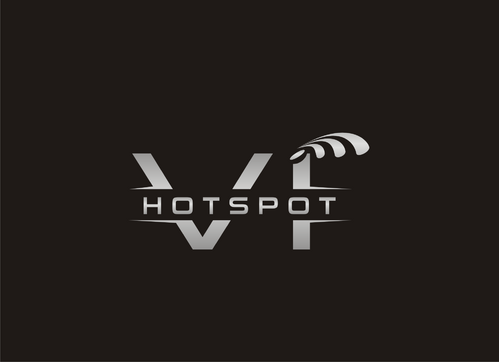 VI Hotspot A Logo, Monogram, or Icon  Draft # 111 by ningsih