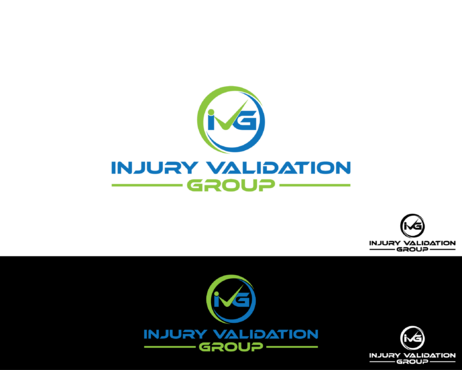 IVG - Injury Validation Group A Logo, Monogram, or Icon  Draft # 56 by uniquelogo