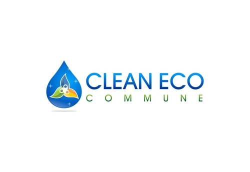 Something that represents cleaning, water, and Eco friendly