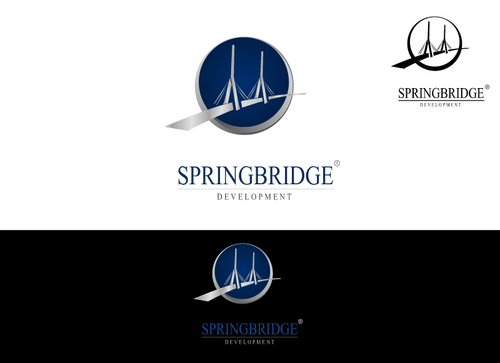 SpringBridge Development Partners A Logo, Monogram, or Icon  Draft # 48 by aceana