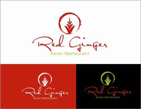 Red Ginger A Logo, Monogram, or Icon  Draft # 81 by odc69