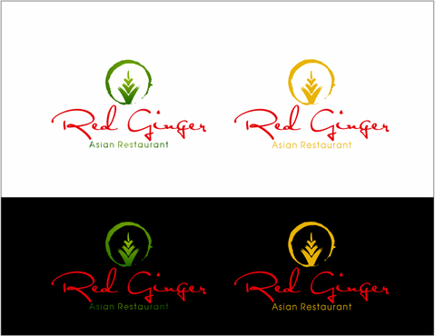 Red Ginger A Logo, Monogram, or Icon  Draft # 82 by odc69