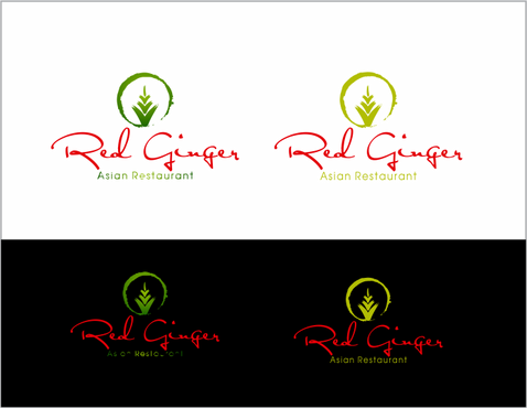 Red Ginger A Logo, Monogram, or Icon  Draft # 83 by odc69