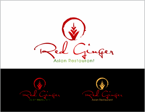 Red Ginger A Logo, Monogram, or Icon  Draft # 84 by odc69