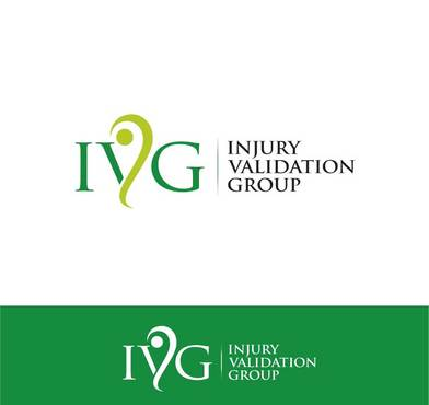 IVG - Injury Validation Group A Logo, Monogram, or Icon  Draft # 61 by ThinkTwice