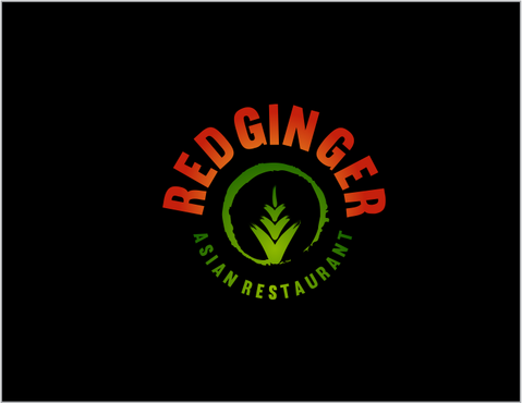 Red Ginger A Logo, Monogram, or Icon  Draft # 85 by odc69